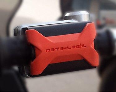 עיצוב ופיתוח מוצר: Moto-lock