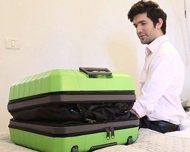עיצוב ופיתוח מוצר: Fugu Luggage