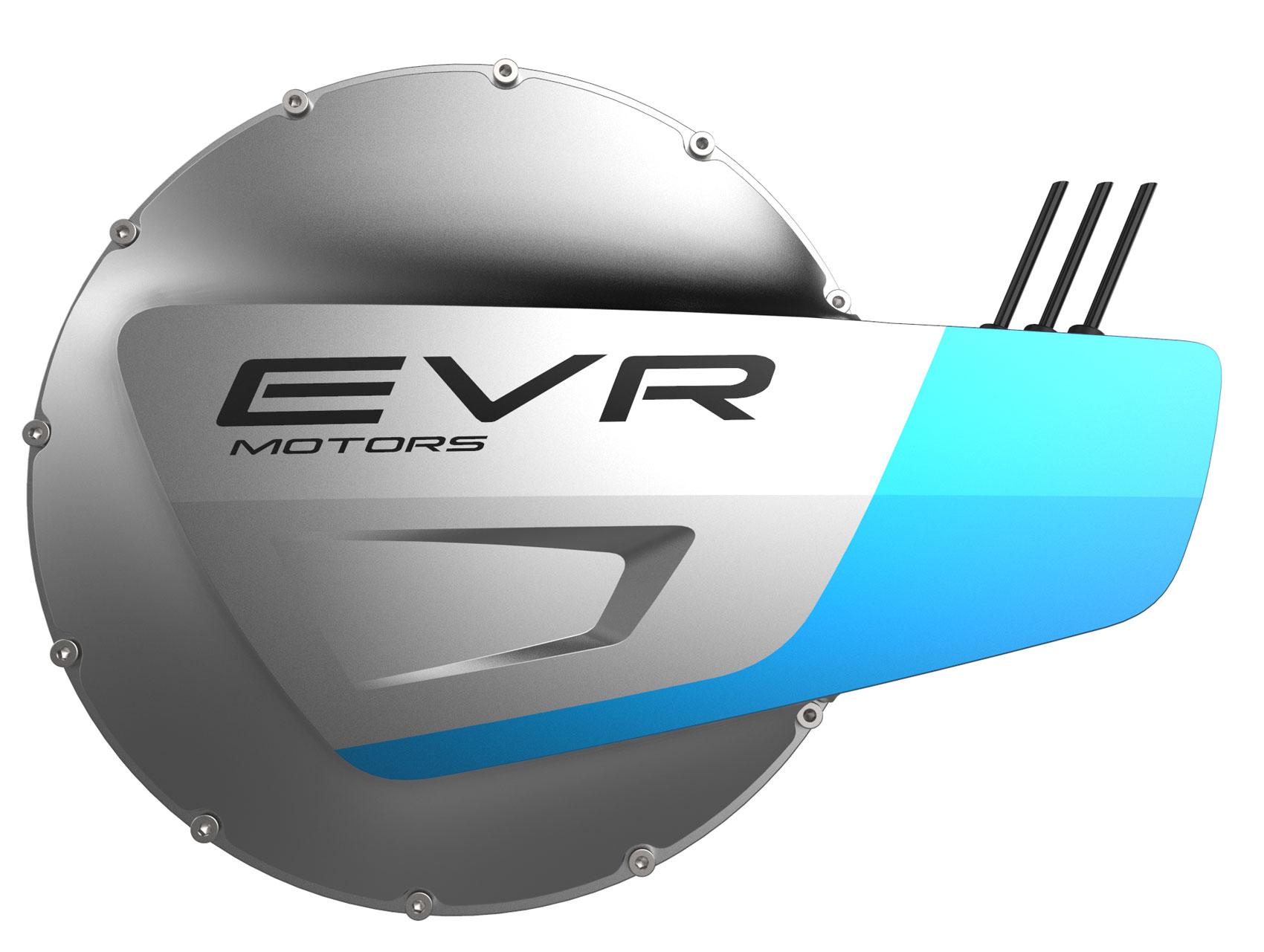 עיצוב ופיתוח מוצר: EVR